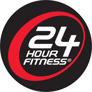 24 Hour Fitness - Broadway & Houston Ultra - logo