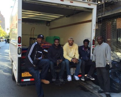 Adonis W NYC Movers