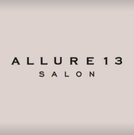 Allure 13 Salon - logo